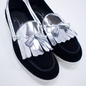 TASSEL LOAFERS (LADIES')