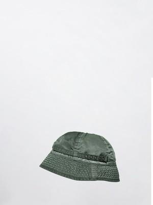 PORTER CLASSIC SUPER NYLON MASH HAT Olive PC-015-1303-52