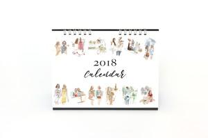 カレンダー《2018限定》