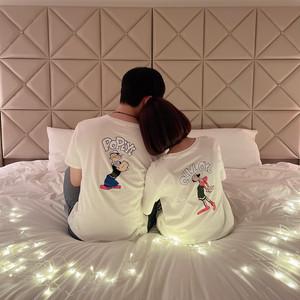 Popeye couple t  (ポパイ)