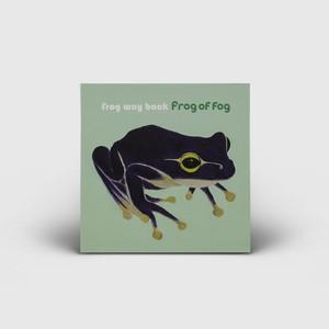 Frog of fog / Frog way back (通常盤 Normal Edition CD)