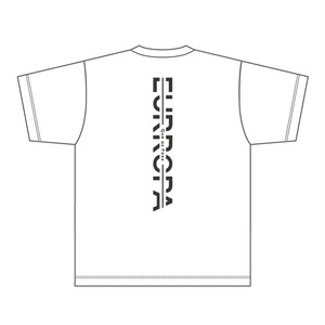 [VERTICAL]EURROPA LOGO T-SHIRT(White)  & ORIGINAL TOTE BAG