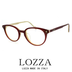 LOZZA ロッツァ メガネ vl1897g-09wj 眼鏡 Amadeo UVカット おしゃれ 人気 ボストン型