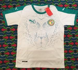 【アフリカサッカーTシャツ】セネガル代表ユニフォーム2018