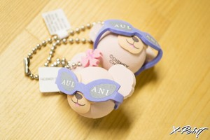HAWAII限定 AULANI ShellieMay Key chain