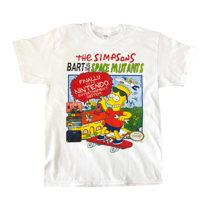THE Simpsons SPACE MUTANT Tee