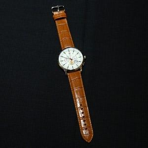 ARGENIO Napoli ナポリ老舗サルトリア 腕時計 本革 - Galleria Umberto