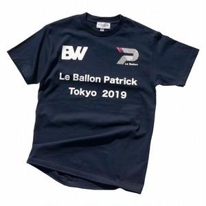 19LBBWNV_LBBW2019 Tシャツ_NVY