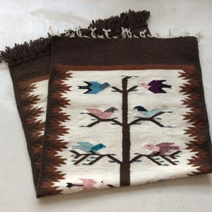 Rug - Birds and Tree
