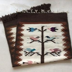 Rug - Birds and Tree