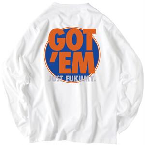 GOT'TM LONG TEE New York Knicks