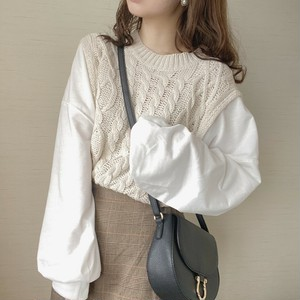 docking knit tops [CH-3]