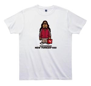《山本周司Tシャツ》TY050/ RASTAFARIAN