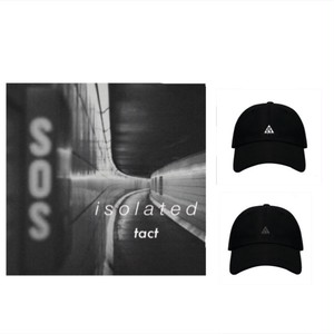 "(受注販売) Cap""triangle logo""  /CD Set(2種類)"