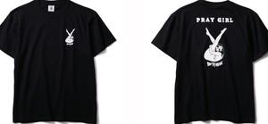 【SOFTMACHINE】ソフトマシーン PRAY GIRL - T メンズTシャツ