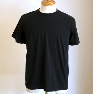 OMIYAGE Just Fit Muji Tee Black