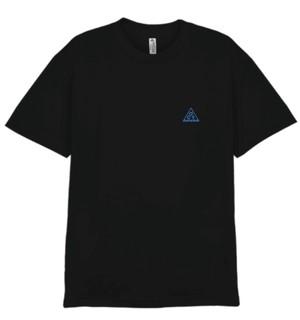 """(受注販売)triangle logo"""" SS T-shirt"""