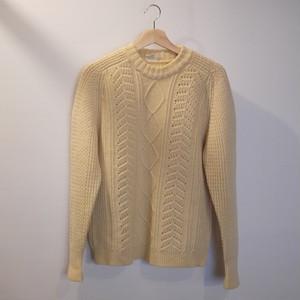 St Michael Fisherman sweater