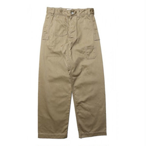 JOHN GLUCKOW Net Maker's Trousers カーキ [JG51354]