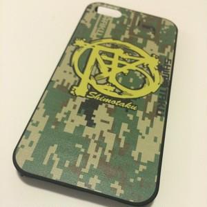 下拓iPhone Case(カモフラ)