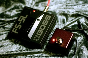 "Foot Switch ""mini""FSM-L (BOSS FS-5L同等品)      *受注生産"