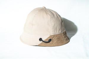 FUNCTIONAL CAMP CREW(メトロ)HAT / BEIGE