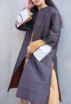 vintage/hoshioboro coat.