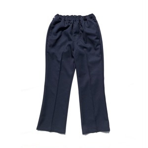COMFORTABLE REASON / DOC SLACKS -NAVY-