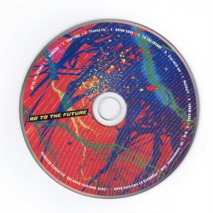 AB TO THE FUTURE Album CD