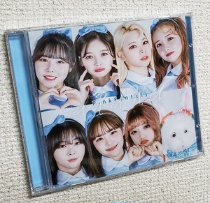 【PINK FANTASY】イリワ CD - C type