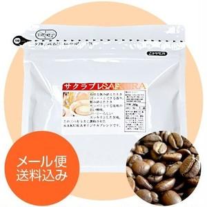 サクラブレンドコーヒー豆200g【メール便】