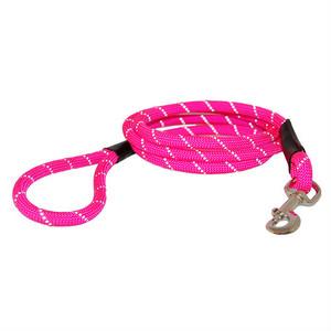 AUBURN(オーバーン) Reflective Rope Leash/ピンク