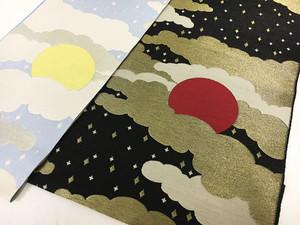 【デザイン選択用ページ】西陣織帯 クモゾラ(3色展開)