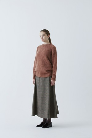 Mohair Apaca Plain Stitch Knit