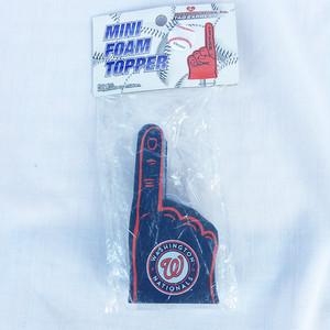 ワシントン ナショナルズ Washington Nationals アンテナトッパー ペンシルトッパー MLB メジャーリーグ 正規品 2331