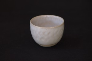 村上躍 藁灰釉茶杯