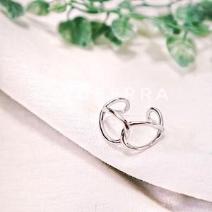 《送料無料・silver925》cross ring【803830A150】