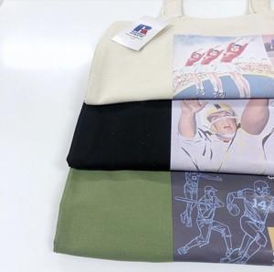 ラッセルアスレティックのトートバッグ【RUSSELL ATHLETIC BIG tote bag】