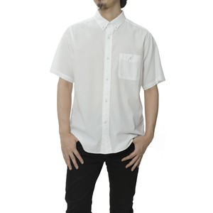 BROAD SHORT SLEEVE SHIRT - WHITE