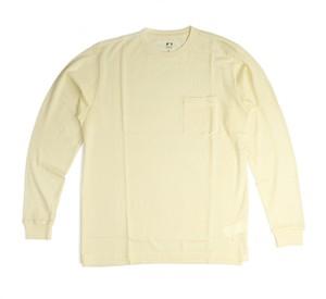 SV Wool Tee Long Sleeve [Sheep Milk]