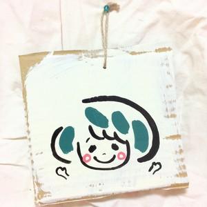 しの絵馬 No.5