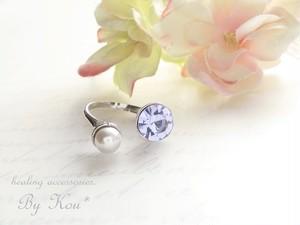 *美シルエット*Vintage Ring。∽alexandrite∽