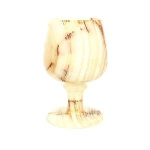 大理石のカップ (SA089)