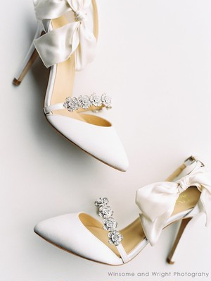 ベラベレシューズbellabelleshoes:Olivia Ivory