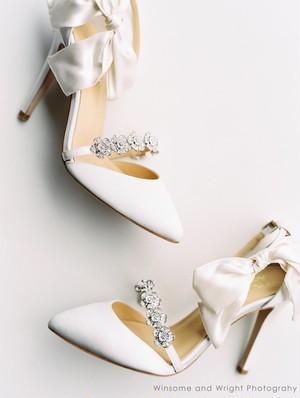 ベラベレシューズbellabelleshoes:Olivia Ivory