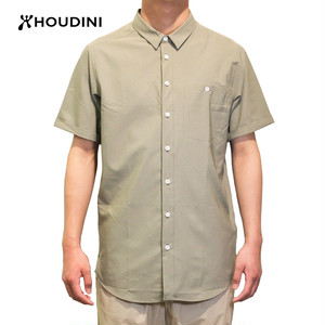 HOUDINI Ms Shortsleeve Shirt