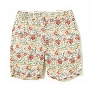 Banksia Pattern Shorts / NAISSANCE ネサーンス