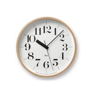 リキクロック 太文字 / 電波時計 / Mサイズ