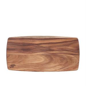 【M411-254M】Acacia cutting board Rectangle M カッティングボード / まな板 / アカシア / ナチュラル