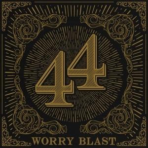 WORRY BLAST 『.44』 日本盤仕様